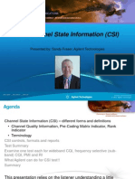 Channel State Information