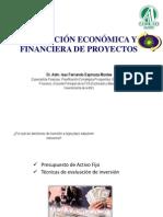 3. Evaluacion Economica y Financiera de Proyectos