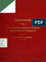 Souvenir First Reg 00 Mass