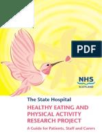 Dietetics - Healthy Eating Booklet1