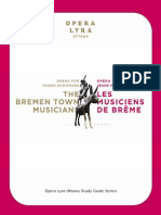 The Bremen Town Musicians Study Guide