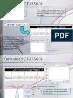 i7500L Tutorial Download GSM