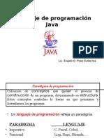 Clase1 Java - Engels Pozo