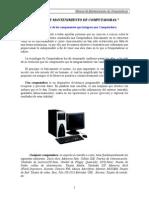 Manual de Mantenimiento de Computadoras