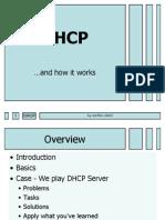 DHCP Presentation 01