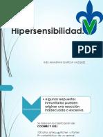 Hipersensibilidad I