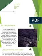 Proceso de Reciclado de Llantas y Sus Usos