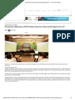 Kreativitas Mahasiswa PNUP Dalam Seminar Nasional Bertajuk Green IT - CHIP Online Indonesia