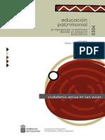 14. Educacion Patrimonial, Propuestas Creativas Desde El Espacio Educativo