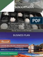 Laporan Business Plan