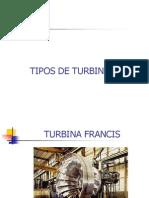 Tipos de Turbinas