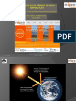 Apresentação - Energia Solar Térmica de Baixa Temperatura - Tomaz