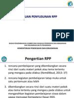 20. Rambu-rambu Penyusunan RPP