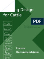 Cattle Housing Design