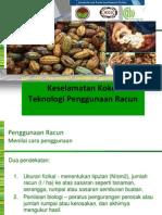 12. Keselamatan Koko-Teknologi Penggunaan Racun