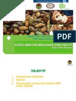 4. Keselamatan Makanan dan HACCP