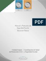 Manual y Protocolo de Seguridad Escolar