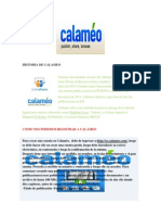 Historia de Calameo