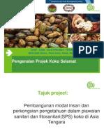 5. Pengenalan Projek Koko Selamat