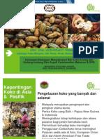 1. Kekangan Halangan Mengeksport Biji Koko Kering dan Undang-undang dari Aspek Keselamatan Makanan & SPS