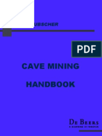 LAUBSCHER Updated Cave Mining Handbook
