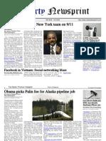 Liberty Newsprint Dec-10-09 Edition