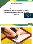 Decreto Presidencial Nº 7508-2011