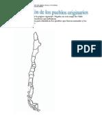 Localizacion de Los Pueblos en El Mapa Cristy