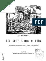 Los Siete Sabios de Roma