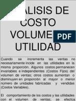 7. Análisis de Costo Volúmen y Utilidad.ppt