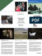 ¿UN NUEVO MEDIO EN EL MEDIO? Historia del video peruano | Galería Pancho Fierro - MML | Lima, 2014