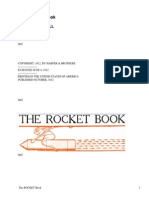 The Rocket Book by Newell, Peter, 1862-1924