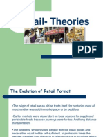 Theoretical Discription of Retailretail