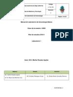 L1-ML-004 Manual de Laboratorio de Inmunologia