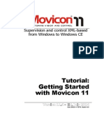 Movicon11.4 Tutorial