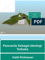 Pancasila Sebagai Ideologi Terbuka PDF