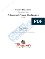 Advanced Power Electronics