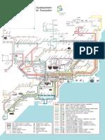 Descargue El Plano de La Red de Lineas PDF