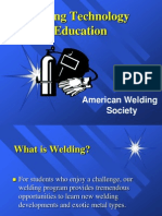 Welding Technology Education