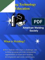 Welding Technology Education