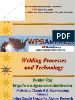 Welding Process and Technology Wpsamerica.com