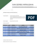 Informasi Jadwal Pelatihan Angkatan II