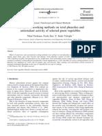 Dpph Protocol