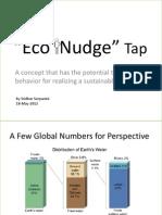 Eco Nudge Tap