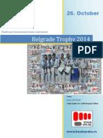 Belgrade Trophy 2014