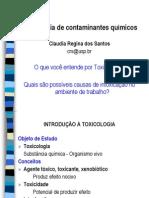 toxicologia quimica