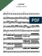 Marimba - Pachelbel - Canon en Re Mayor