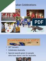 Australian Celebrations