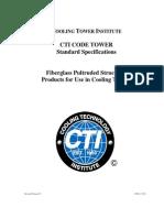CTI-STD 137 Classification&Properties