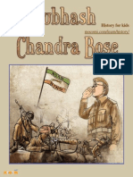 Subhash Chandra Bose - Freedom Fighter - History – Mocomi.com